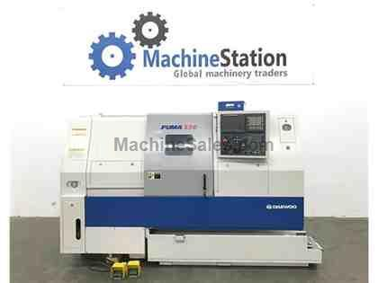 DAEWOO PUMA 230C CNC TURNING CENTER