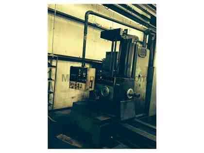 LUCAS TABLE TYPE CNC BORING MILL