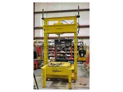 50T ENERPAC Roll Frame Press