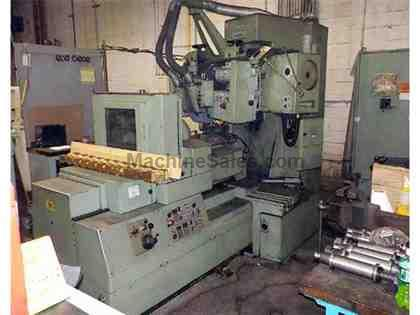 Maag SD-32X Straight Bevel Gear Grinding Machine