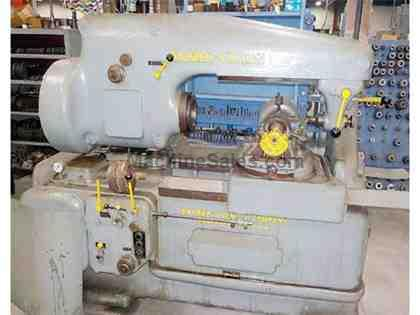Barber-Colman Type D Gear Hobbing Machines (2)