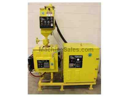 Weld Engineering HPFR-HAMX-3000 Auto Flux Mixing System with MM-3000X Vacuum