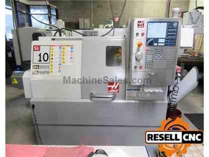 "Haas SL-10T - 2"" Bar, 5C Collet Chuck, 6,000 RPM, 2008"