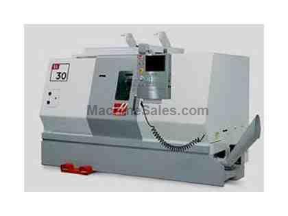 used haas machine