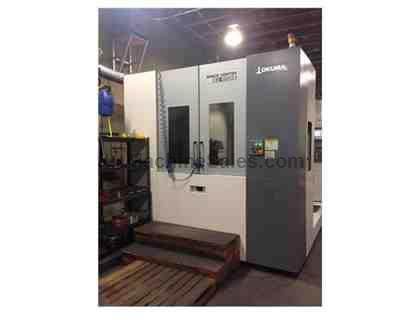 2011 Okuma MA-600HB | CNC | Horizontal Machining Center | #109184