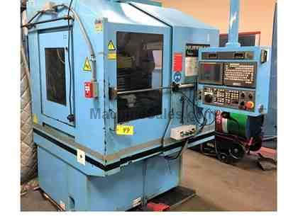 Huffman HS205 5 Axis CNC Suprabrasive Profile Grinding System