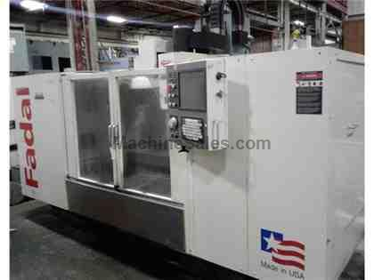 Remanufactured in 2005 Fadal 6030HT
