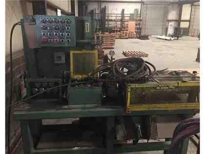 "3/8"" FASTENER ENGINEERS HS-375 COIL SHEARING LINE"