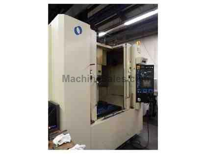 "Makino S56 CNC Vertical Machining Center (2003),Table 39.4"" X 19.7&amp"