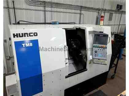 Hurco TM8 CNC Lathe, New in 2010.