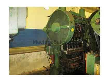 WATERBURY-FARREL MODEL #150-11 TRANSFER PRESS