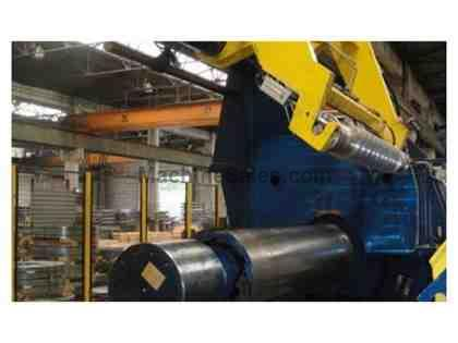 "72"" (1760mm) x "" (6mm) x 30 TON SIEMENS-VAI SLITTING LINE WITH 3-ARM QUICK"
