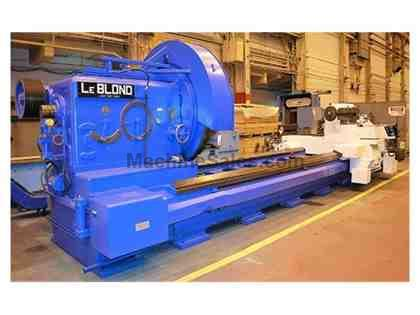 "Leblond Tape Turn 6640 70"" x 216"" Wide Bed Heavy Duty CNC"