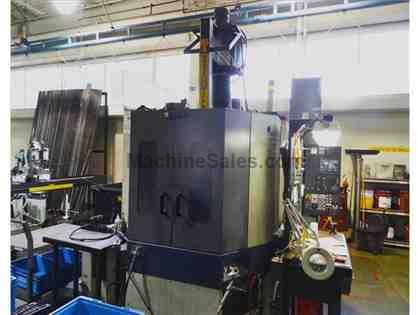 MORI SEIKI SH400 CNC HORIZONTAL MACHINING CENTER