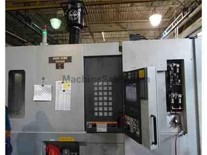 MORI SEIKI NH5000/40 CNC HORIZONTAL MACHINING CENTER