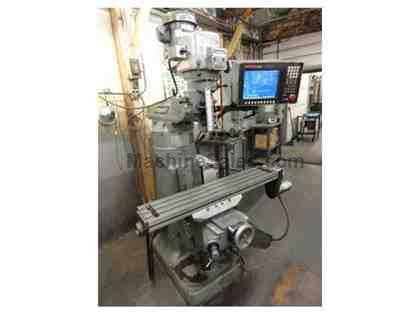 Bridgeport Series 1 CNC Vertical Milling Machine
