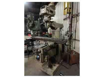 Lagun Vertical Milling Machine