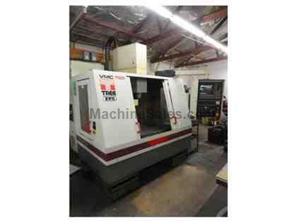 Tree Model VMC 760/20 Vertical Machining Center