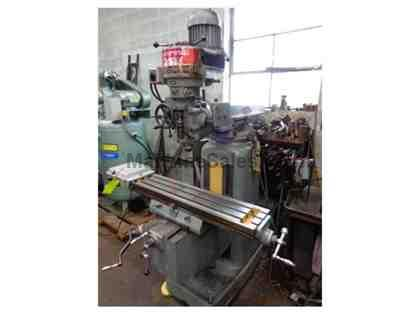Kondia Model G Vertical Milling Machine
