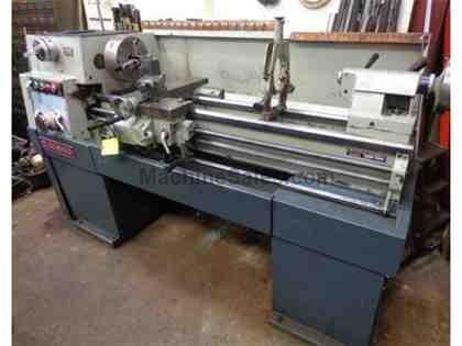 "Clausing Model 1501 Engine Lathe, 14"" x 48"" Rated Capacity"
