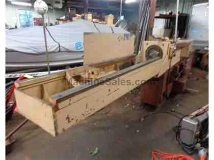 Oilgear Model XL 20 Horizontal Broach. s/n: 40385