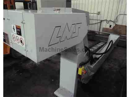 Used Lns Chip Conveyor Model Turbo Hb 57508007 For