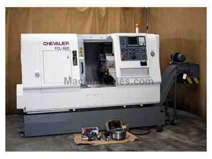 2007 Chevalier FCL-820 CNC Turning Center