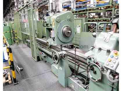 "36"" (900mm) x 189"" (4800mm), CHURCHILL, No. FB, CYLINDRICAL/ROLL GRINDER (12848)"