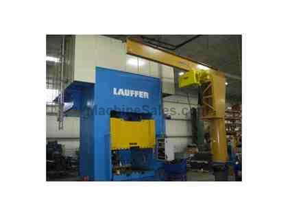 1200 Ton LAUFFER,RZX-1200 STRAIGHT SIDE HYDRAULIC TRIPLE ACTIONDEEP DRAW,MF