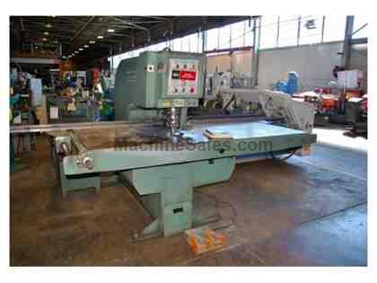 30 TON WHITNEY MODEL 635A SINGLE END PUNCH