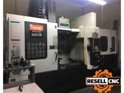 "Mazak VCN510C PC2 - 41.3"" x 20"" x 20"", 15,000 RPM, 2004"
