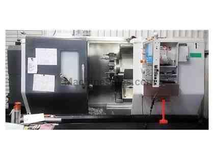HAAS ST-20T, 2013, TAILSTOCK, 12 STATION TURRET, LESS THAN 2K HOURS