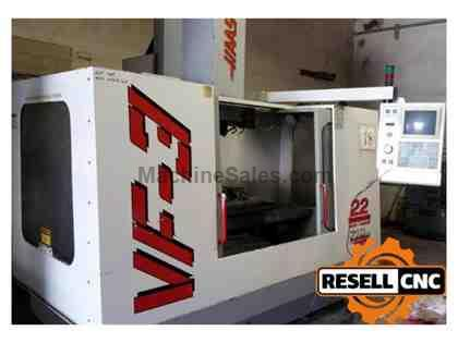 "Haas VF-3 - 40""x20""x25"", 10,000 RPM, 20 Tools, 1997"