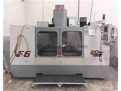 2000 Haas VF6/40 | CNC | Vertical Machining Center | #110333