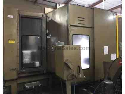 (1) USED CINCINNATI MILACRON T-35 5-AXIS HMC - NEW 1995