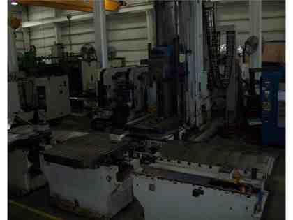 MANDELLI M14 HORIZONTAL MACHINING CENTER