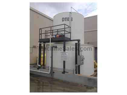 J L HOUSTON ABOVEGROUND STORAGE TANKS (2 AVAILABLE)