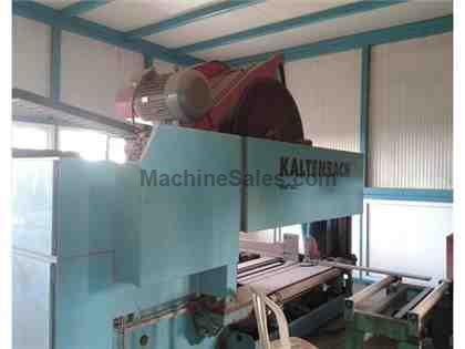 KALTENBACH KD 1015CNC STRUCTURAL PROFILE SAW & DRILL LINE