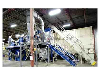 SHERBROOKE OEM OPTICAL SORTING LINE