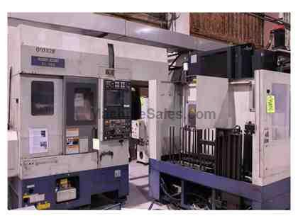 MORI SEIKI CL153 CNC LATHE WITH GANTRY LOADER