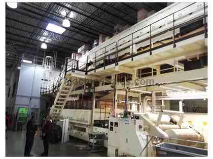 LILL BELL / WEB DYNAMIC WEB COATING LINE