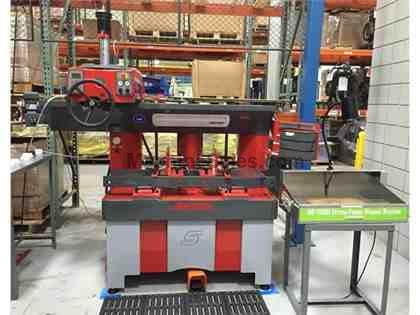 SERDI 4.5 VALVE SEAT AND GUIDE CUTTING MACHINE