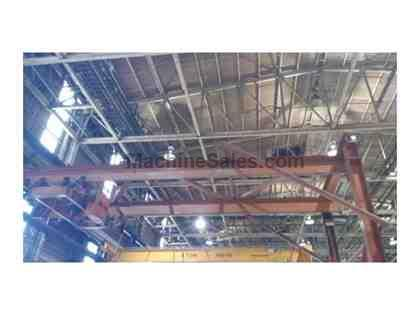 YALE YJP73 7.5 TON SINGLE LEG GANTRY CRANE