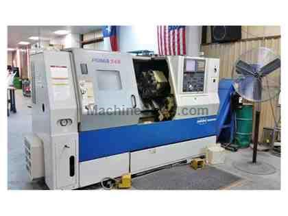 "DOOSAN PUMA 240B, 2005, 8"" CHUCK, 2.9"" BORE, TAILSTOCK, BOX WAY"