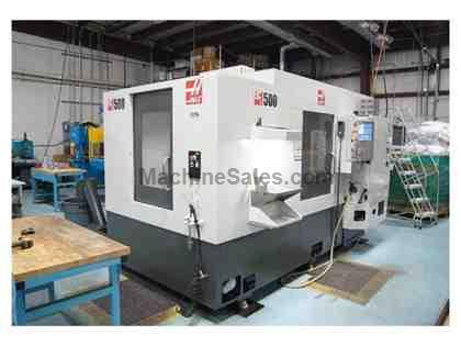 HAAS EC-500, 2013, FULL 4TH, 3500 HOURS OF USE!