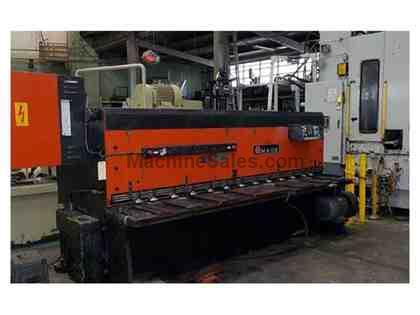 Amada Model M-3060 Power Squaring Shear