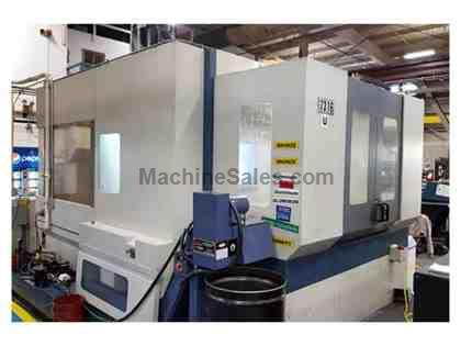 Mori-Seiki Model MH-630 Twin Pallet Horizontal Machining Center