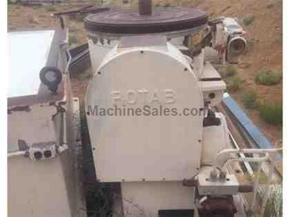 ROTAB 10' DIAMETER TABLE POSITIONER