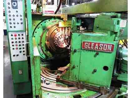"Gleason No. 641 ""G-Plete"" Hypoid Spiral Bevel Gear Generating Mac"