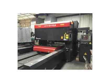 AMADA 3KW ALTAIR LCV 2412, APPROX:30,000 HOURS, MFG:1994,